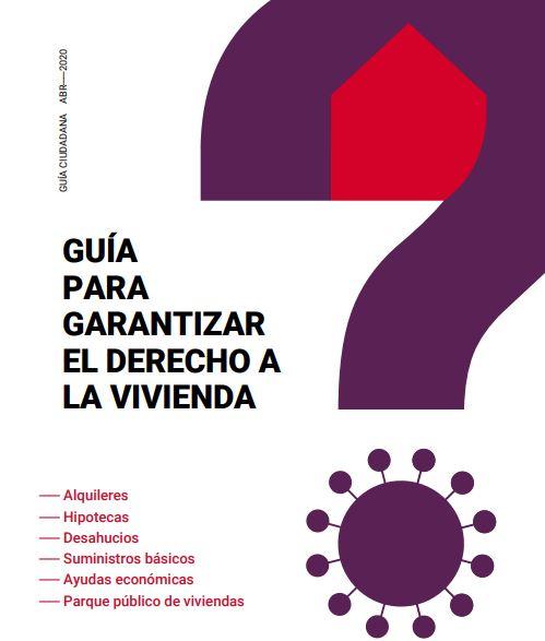 Guía para garantizar el derecho a la vivienda
